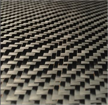 Special low cost carbon 3K fabric, twill weave