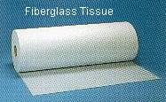 Fiberglass Black Tissue (white color shown)